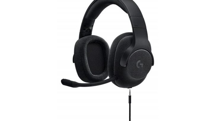 Headset Gaming Logitech G433 7.1