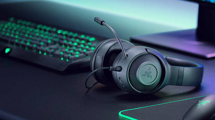 Review Headset Razer Kraken X