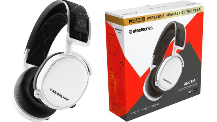 Review Headset SteelSeries Arctis 7