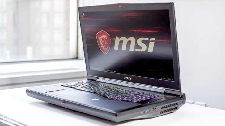 Review MSI GT75 Titan