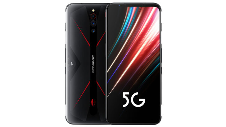 Review Nubia Red Magic 5G